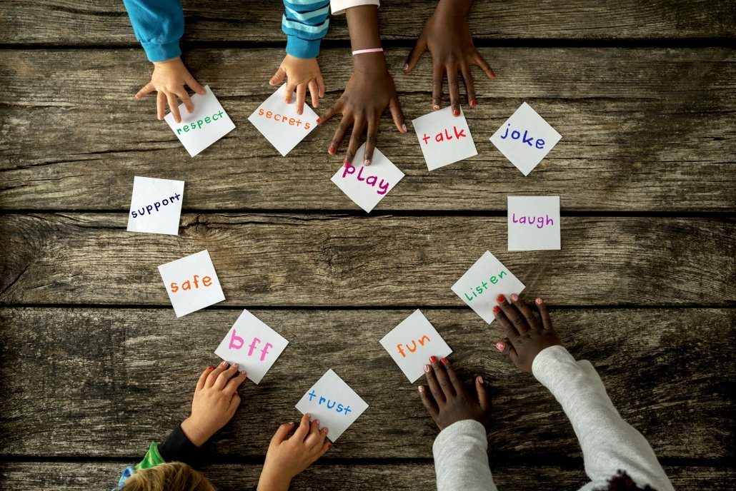 Healthy Friendships – Youth First